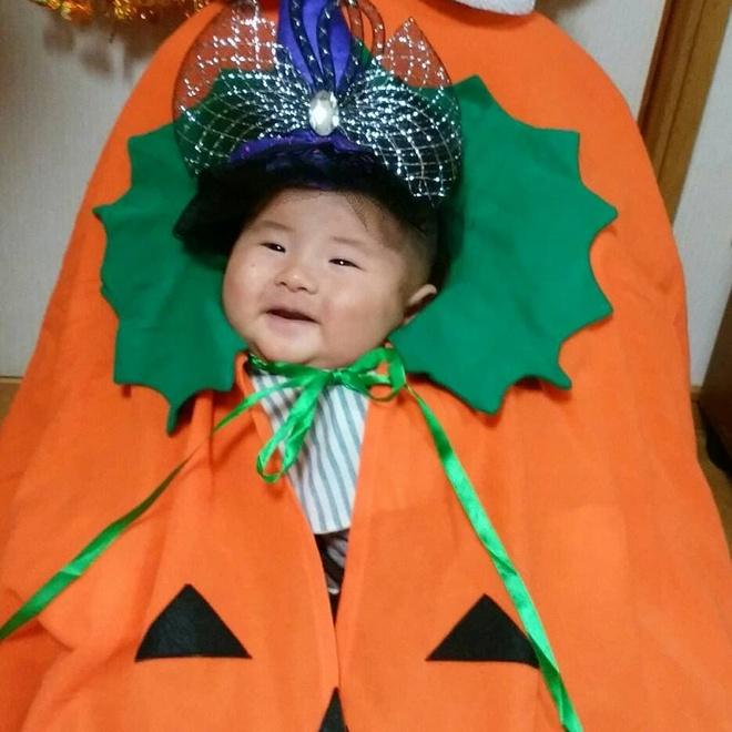 Loat trang phuc Halloween 'ba dao' nhin nhu do dien hai cua gioi tre hinh anh 14