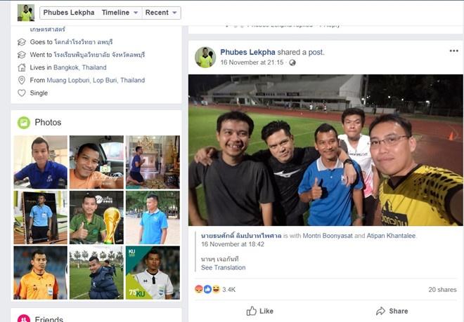 Xuat hien hang loat Facebook gia mao trong tai bien tran VN - Myanmar hinh anh 1