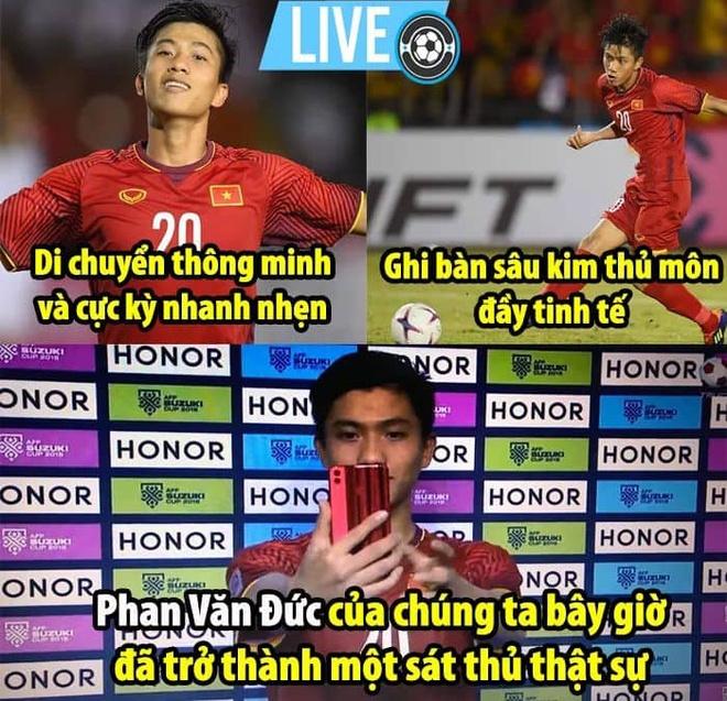 'Song Duc' phu song mang xa hoi sau tran Viet Nam thang Philippines hinh anh 11