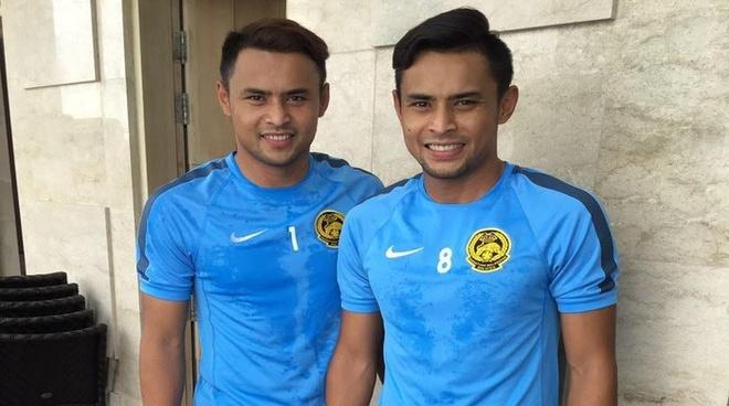 cau thu Malaysia sinh doi anh 2
