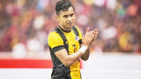 Thu linh Malaysia va nguoi anh sinh doi cung tham du AFF Cup 2018 hinh anh 8