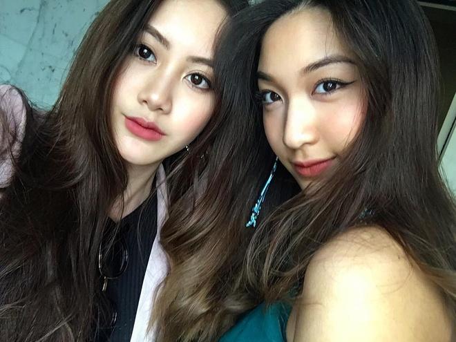 Hoi ban than 'rich kid' xinh dep, noi tieng cua hot girl Lao goc Viet hinh anh 8