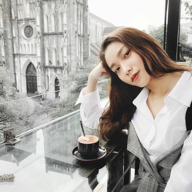 Ban gai tay vot Ly Hoang Nam la 'hot girl bong ro', cao 1,72 m hinh anh 10