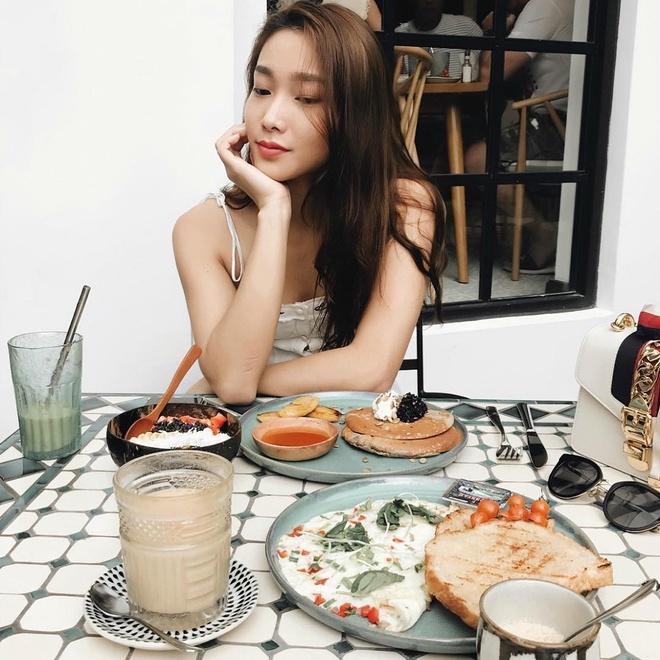 Ban gai tay vot Ly Hoang Nam la 'hot girl bong ro', cao 1,72 m hinh anh 7