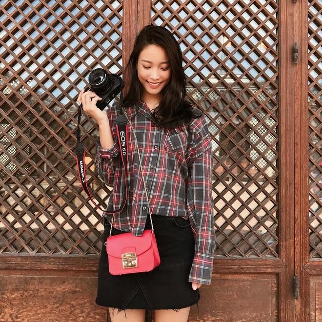 Ban gai tay vot Ly Hoang Nam la 'hot girl bong ro', cao 1,72 m hinh anh 11