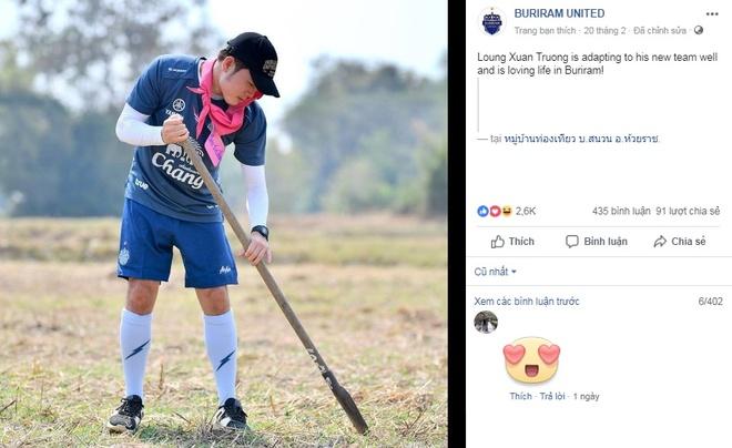 CLB cua Xuan Truong, Cong Phuong, Van Lam tim cach chieu long fan Viet hinh anh 5