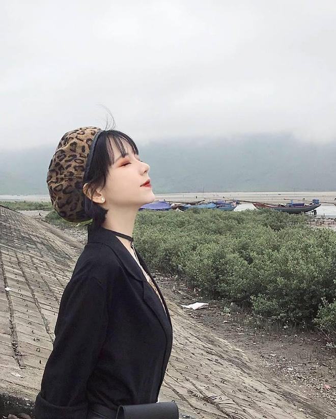 Nhan sac nu sinh Sai Gon 'phu song' dien dan hot girl chau A hinh anh 12
