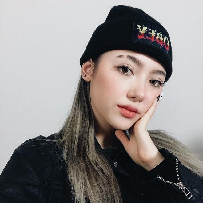 Hot girl Thai cover 'Beo dat may troi' ngay cang noi loan va sexy hinh anh 6