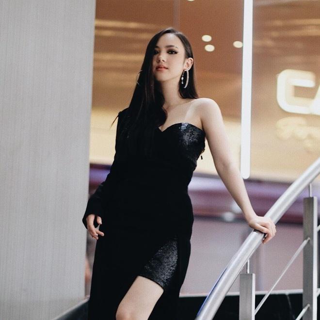 Hot girl Thai cover 'Beo dat may troi' ngay cang noi loan va sexy hinh anh 7