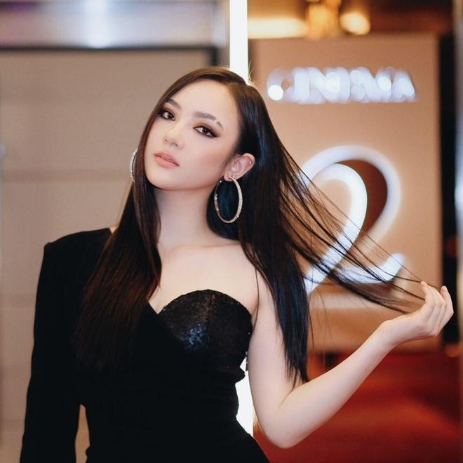 Hot girl Thai cover 'Beo dat may troi' ngay cang noi loan va sexy hinh anh 8