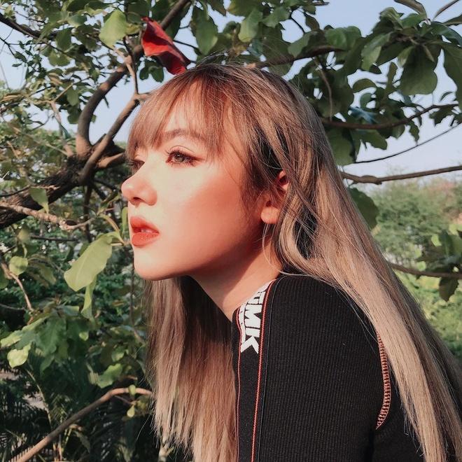Hot girl Thai cover 'Beo dat may troi' ngay cang noi loan va sexy hinh anh 3