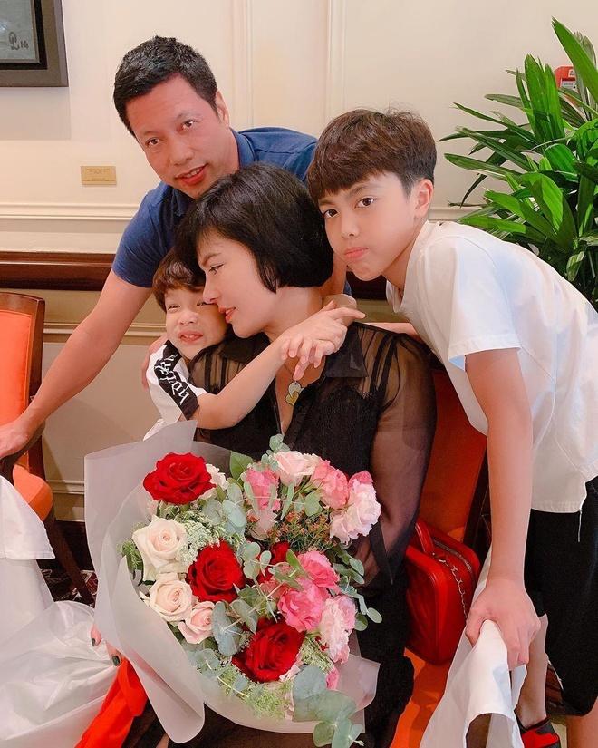 Cac hot girl, rich kid chia se hanh phuc trong 'Ngay cua me' hinh anh 4