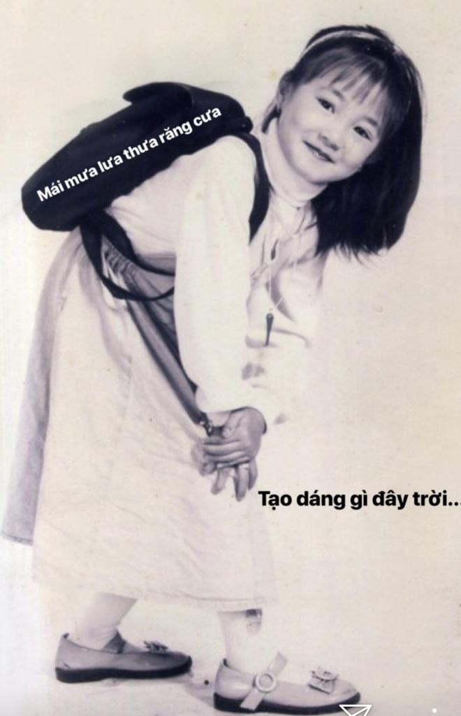 Hot girl Viet khoe anh sun rang, tao dang nhan dip Quoc te Thieu nhi hinh anh 7