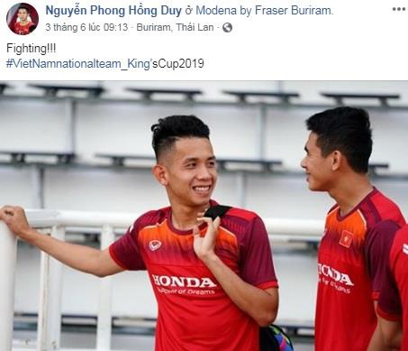 Duc Huy treu choc Xuan Truong, Van Toan truoc tran gap Thai Lan hinh anh 7