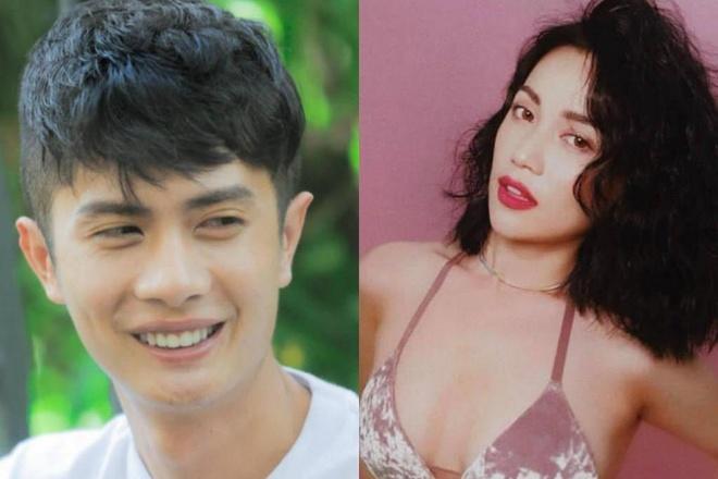 Huynh Phuong FAPtv dang clip om hon ban gai Si Thanh hinh anh