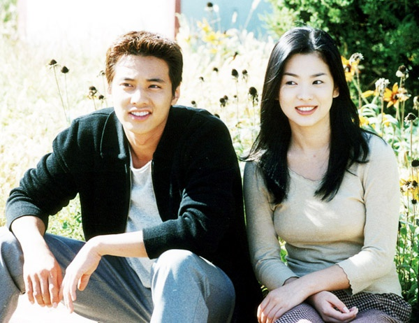 Song Hye Kyo truoc tuoi 30: Cha me ly hon, the chat yeu duoi hinh anh 3