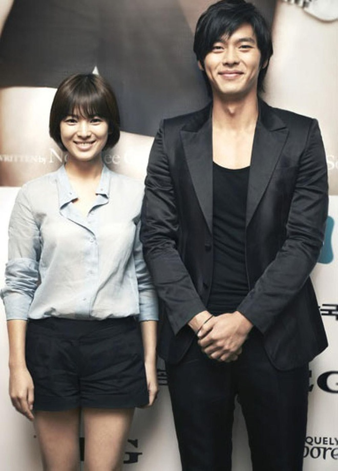 Song Hye Kyo truoc tuoi 30: Cha me ly hon, the chat yeu duoi hinh anh 4