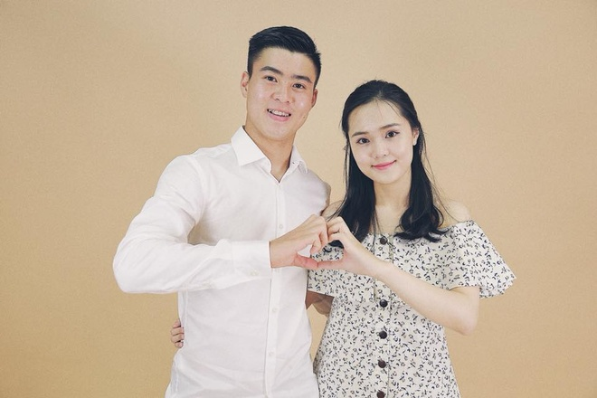 Duy Manh duoc gia dinh ban gai Quynh Anh to chuc sinh nhat hinh anh 2