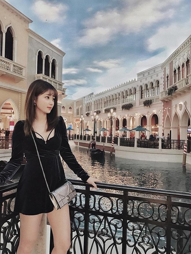 Rich kid tieu tien ty cho mot lan shopping: 'Minh khong xin tien ai' hinh anh 4