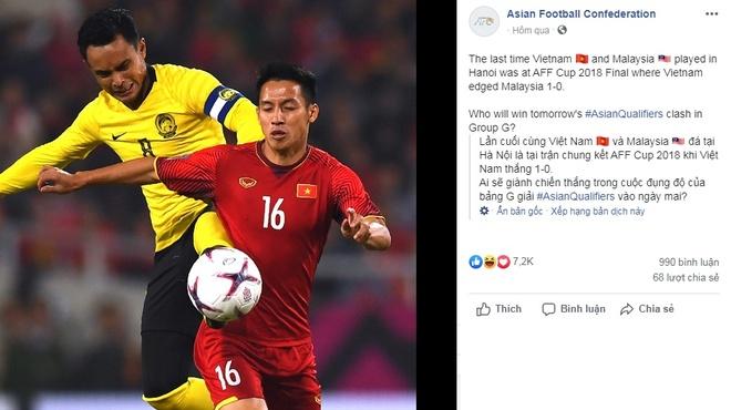 Dan mang Malaysia: Viet Nam manh nhung Malaysia moi la ba chu hinh anh 1