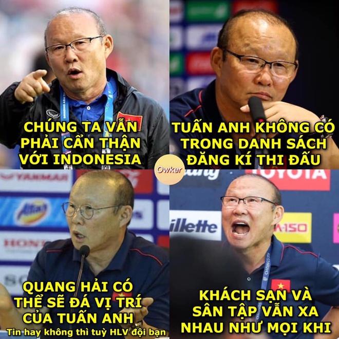 Anh che tuyen Viet Nam quyet tam tra mon no 3 nam truoc voi Indonesia hinh anh 2