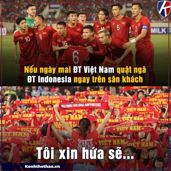 Anh che tuyen Viet Nam quyet tam tra mon no 3 nam truoc voi Indonesia hinh anh 7