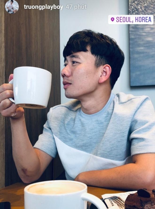 Minh Vuong tham Xuan Truong anh 1