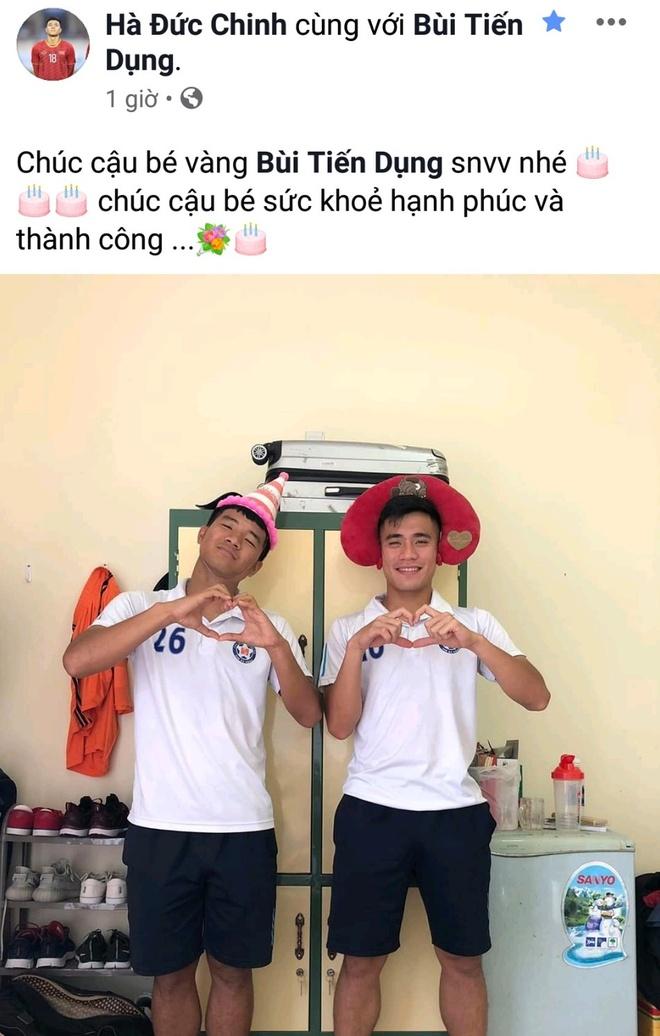 Bui Tien Dung khoe anh day thi thanh cong, mung sinh nhat em trai hinh anh 1