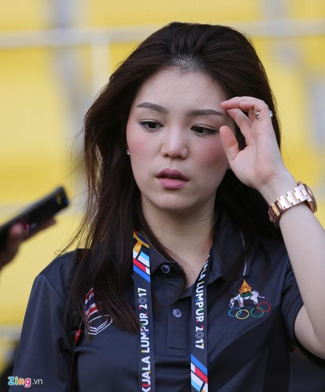 Nu truong doan bong da Thai Lan duoc chu y tai SEA Games 29 gio ra sao hinh anh 4