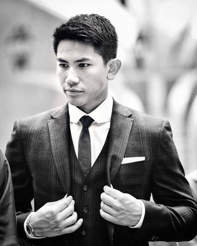Hot boy dau kiem Vu Thanh An va dan VDV nam noi bat tai SEA Games 30 hinh anh 8