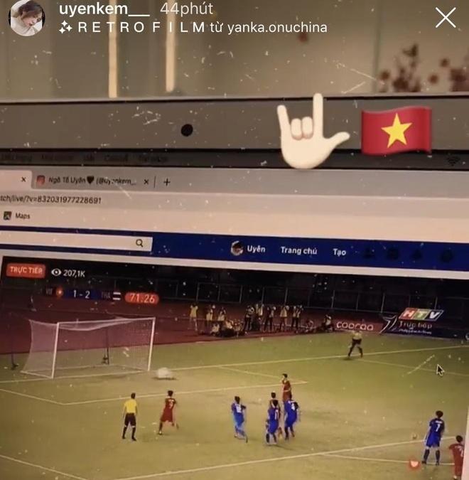 Ban gai Van Hau sang Philippines xem U22 Viet Nam dau Thai Lan hinh anh 5