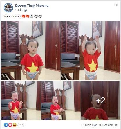 Ban gai Van Hau sang Philippines xem U22 Viet Nam dau Thai Lan hinh anh 7