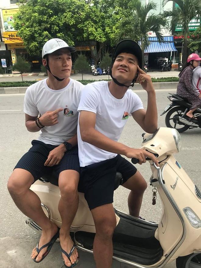 Duc Chinh - Tien Dung va nhung cap cau thu U22 duoc fan yeu thich hinh anh 3