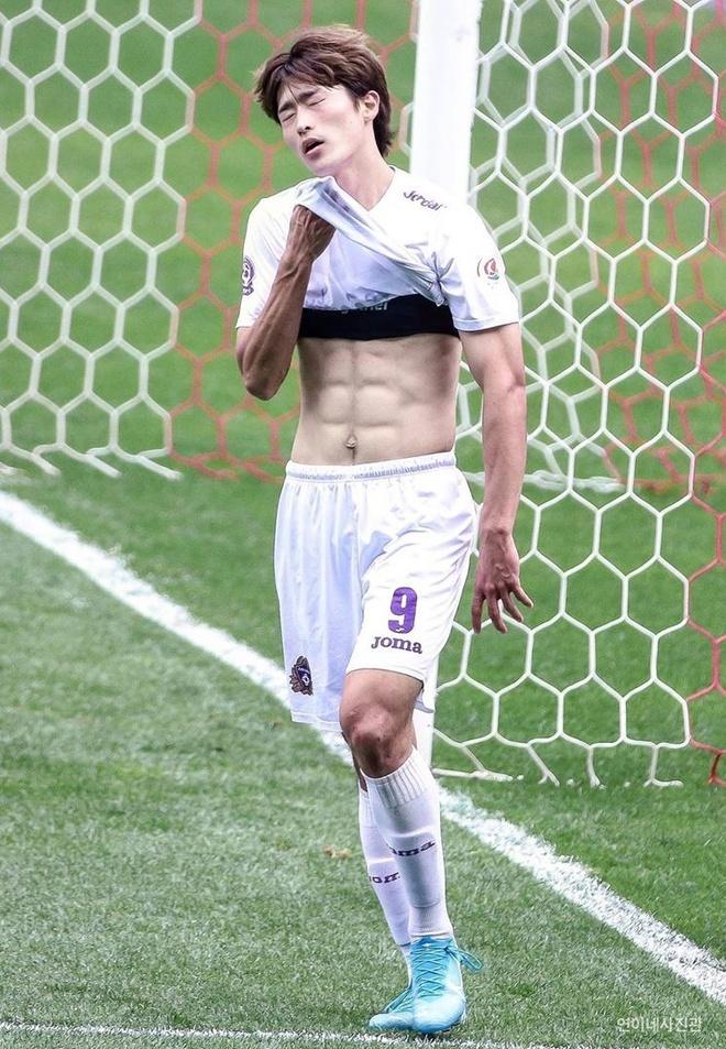 Doi hinh toan trai dep, chuan 6 mui cua Han Quoc tai VCK U23 chau A hinh anh 8 c23.jpg