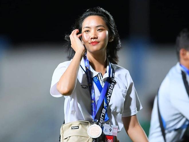 Phong vien Han Quoc va nhung co gai gay thuong nho tai VCK U23 chau A hinh anh 9 sakon.kwan_67114178_2885977478143815_4141600751142465357_n.jpg