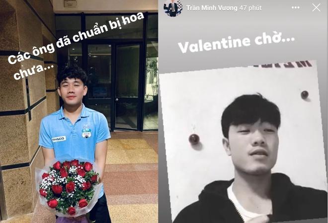 Duc Chinh, Van Thanh khoe anh ngot ngao ben ban gai trong Valentine hinh anh 7 n20.jpg