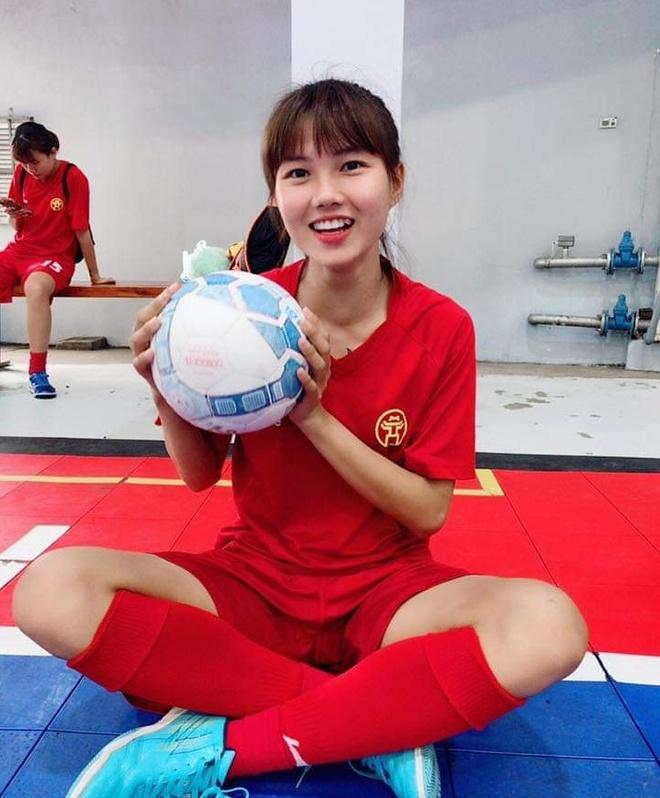 Nữ tuyển thủ 'vạn người mê' của Việt Nam