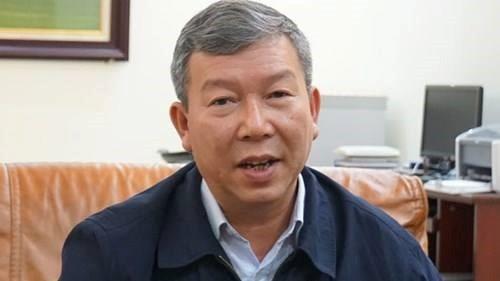 Chu tich Tong cong ty Duong sat Viet Nam xin tu chuc hinh anh 1