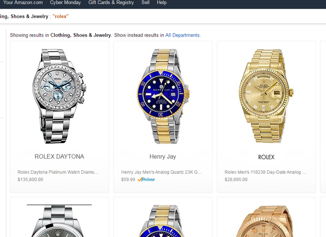 Rolex 200.000 dong, Chanel 99.000 dong ngap cho dien tu Viet hinh anh 3