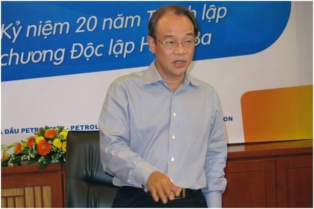 Sep Petrolimex: Thue 8.000 dong khong co nghia gia xang tang hinh anh