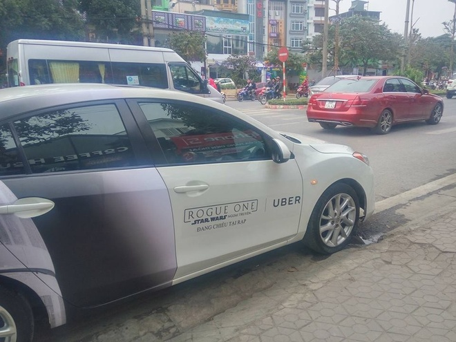 De an thi diem dich vu goi xe cua Uber bi tra lai hinh anh 1