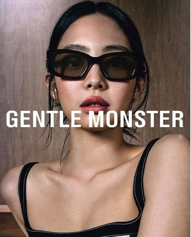 bo suu tap kinh Jennie x Gentle Monster anh 1
