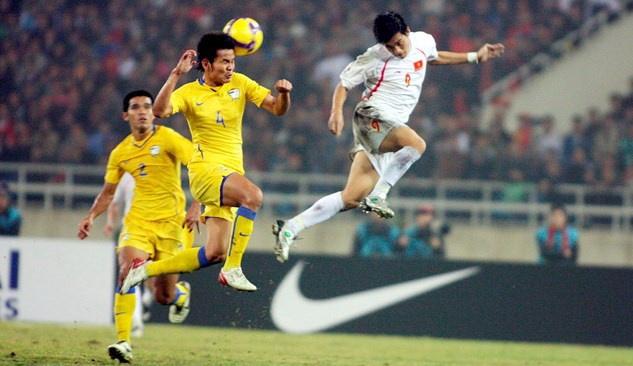 Cong Vinh nho ve ban thang 'vang' dem lai chuc vo dich AFF Cup 2008 hinh anh 1