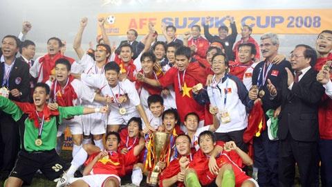 Cong Vinh nho ve ban thang 'vang' dem lai chuc vo dich AFF Cup 2008 hinh anh 4