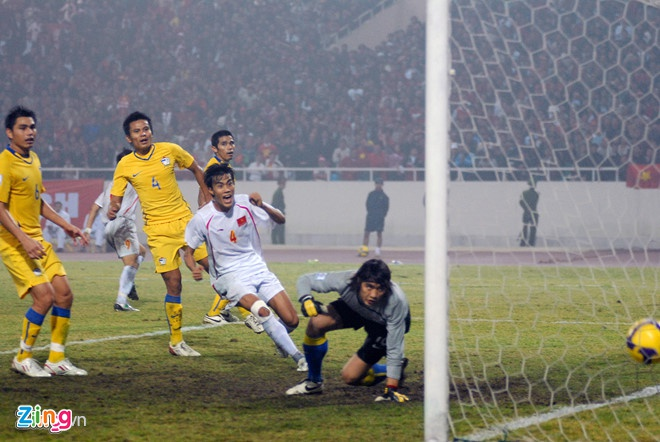 Cong Vinh nho ve ban thang 'vang' dem lai chuc vo dich AFF Cup 2008 hinh anh 3