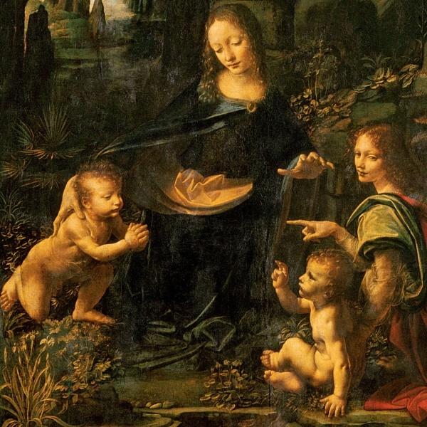 Bi an nhung buc tranh chu de Cong giao cua Leonardo da Vinci hinh anh 2