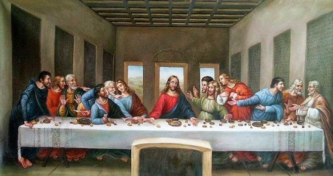 Bi an nhung buc tranh chu de Cong giao cua Leonardo da Vinci hinh anh 3