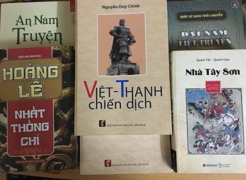 Tran Ngoc Hoi - Dong Da 230 nam truoc trong su sach Viet - Trung hinh anh 2