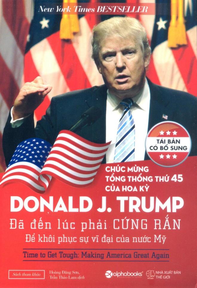 Tong thong My Donald Trump va nhung cuon sach best-seller hinh anh 1