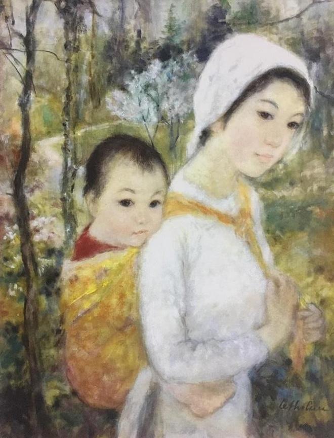 Phu nu Viet Nam quyen ru nhu the nao qua goc nhin hoa si Dong Duong? hinh anh 5